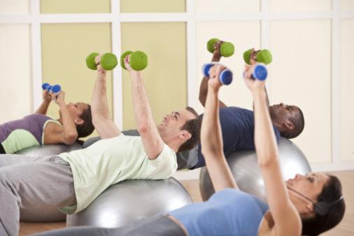 5 упражнения