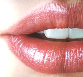 нежни устни