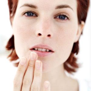 лечение на пукнатини по устните