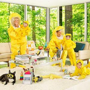 Опасни химикали, опасности в къщи, биохимия, опасности в дома