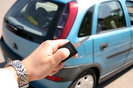 Как да се предпазите от кражба на колата в движение