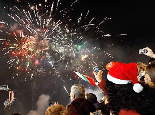 Някои интересни факти за датата и празнуването на Нова година