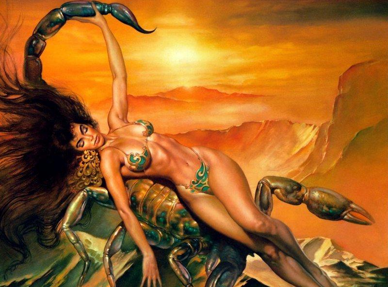 Image result for скорпион зодия
