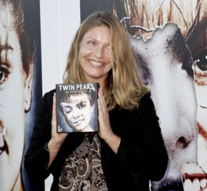 LOS ANGELES, CA - JULY 16:  Sheryl Lee attends the 'Twin Peaks' Blu-Ray/DVD release party and screening at the Vista Theatre on July 16, 2014 in Los Angeles, California.  (Photo by Tibrina Hobson/Getty Images)