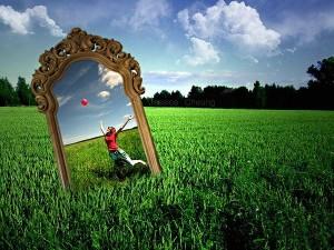 20 огледало