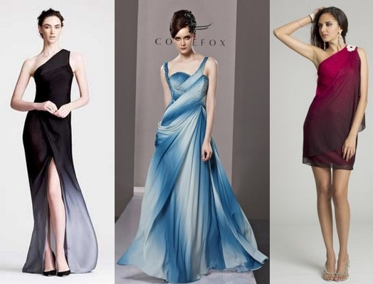 Ombre-Evening-Dress