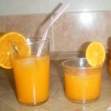 Здравословен портокалов сок