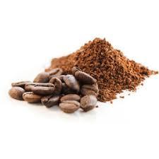 Утайката от кафе подържа косата бляскава и здрава