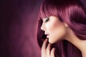 коса боядисване