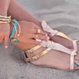 лято сандали