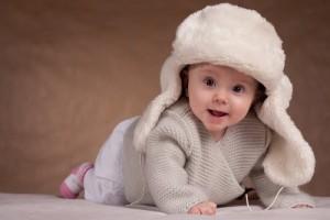зимно бебе