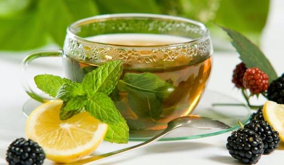 green tea-hranite