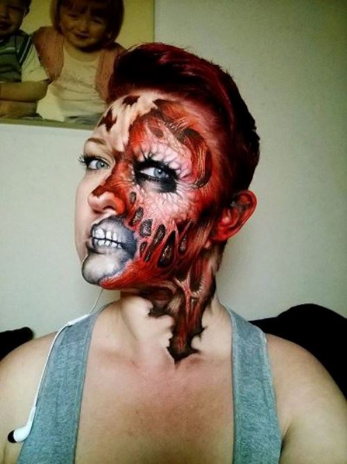 Helloween make up 1 (3)