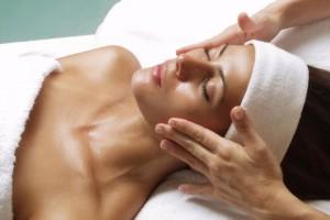 масаж лице