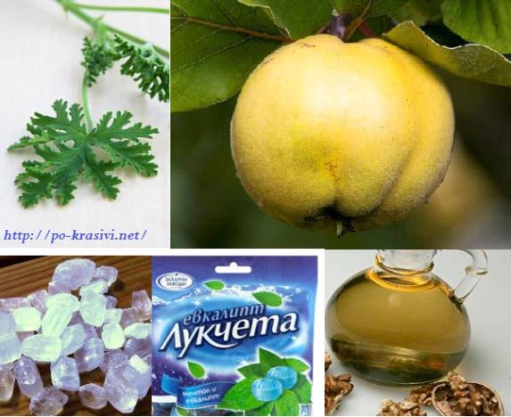 Съставки за домашен сироп за кашлица