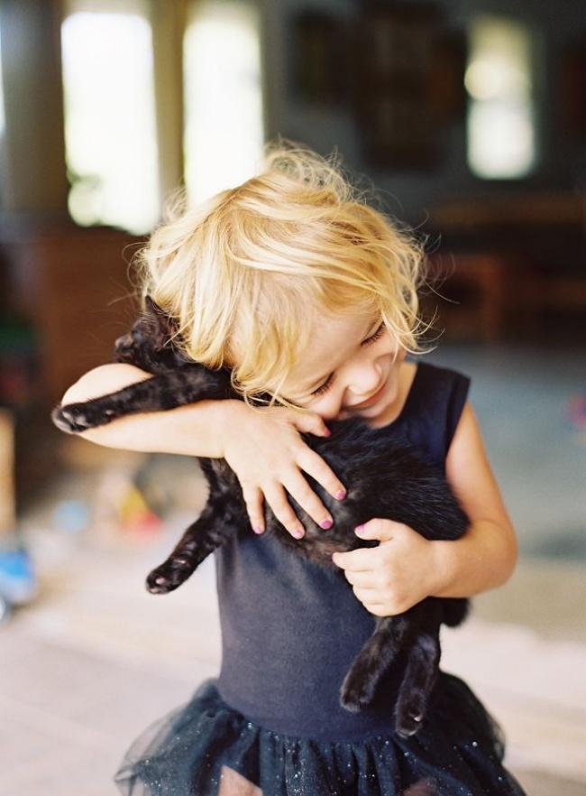 Деца и животни  (1)