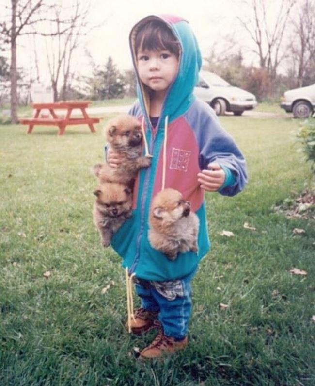 Деца и животни  (8)