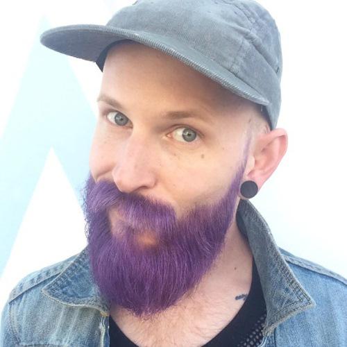 man colourful hair (15)