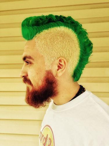 man colourful hair (16)