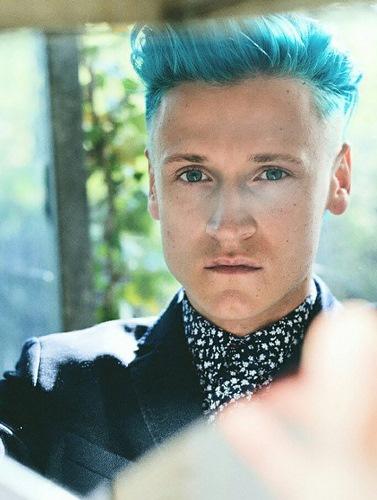 man colourful hair (6)