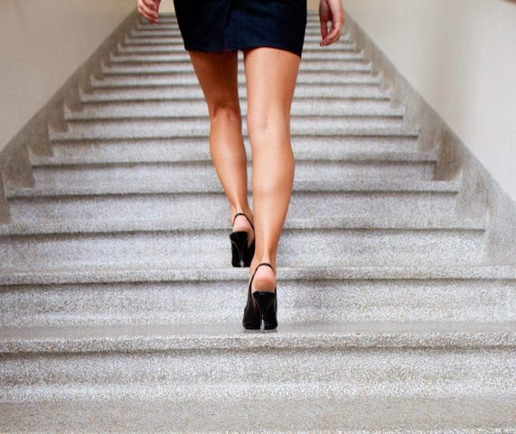 Качвайте стълби