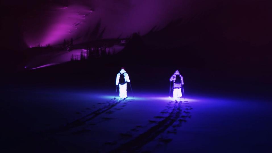 скиьори светлини 1