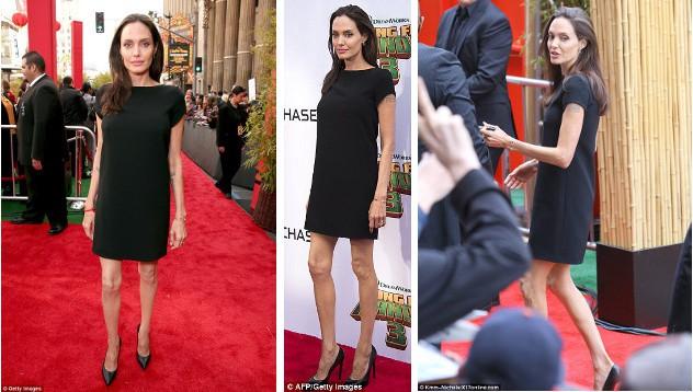 Анджелина Джоли 0
