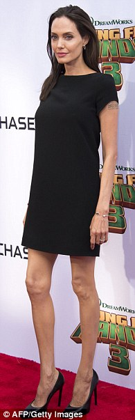 Анджелина Джоли 4