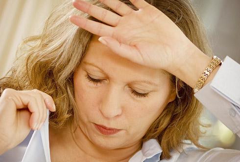 Горещи вълни в менопаузата
