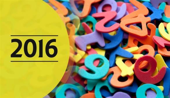 Нумерология за 2016
