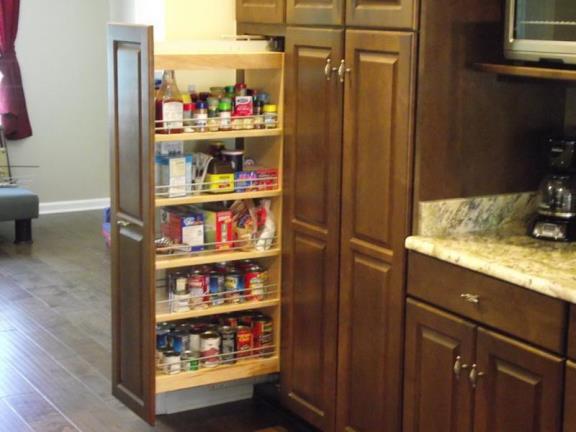 Шкаф с продукти