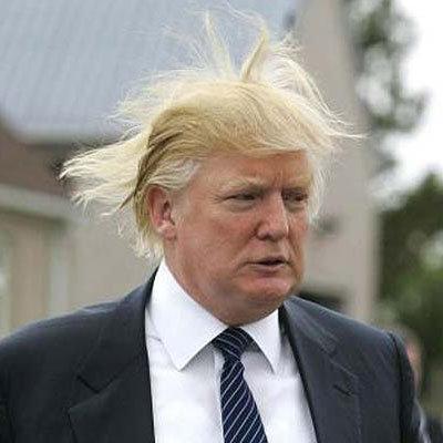 И нашият фаворит - Доналд Тръмп