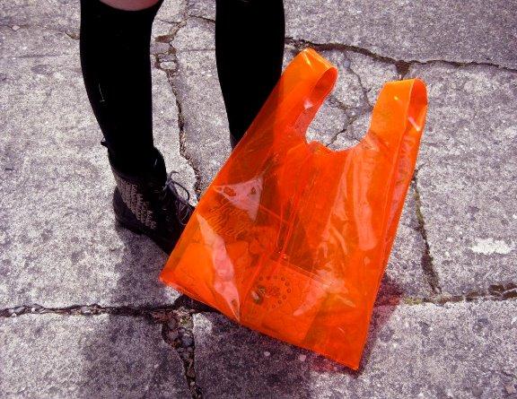 Найлоновата торбичка