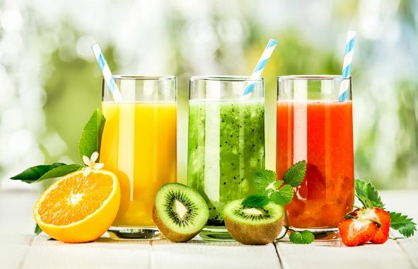 Лечебен глад със сокове
