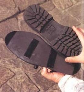 Фалшиви отчепатъци за обувки