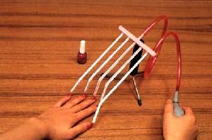 Помпа-изсушител за лак на ноктите