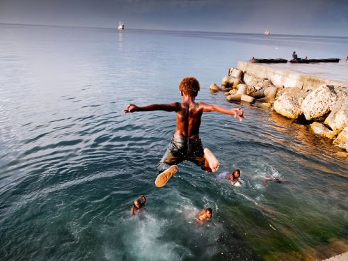 Соломоновите острови - Майкъл Бейнбридж