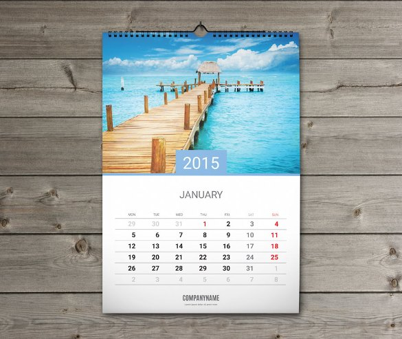 Стенен календар