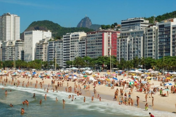 Рио де Жанейро - Копакабана
