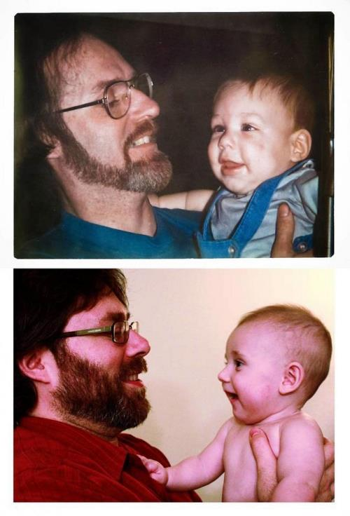 През три поколения