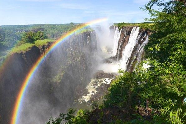 Водопад Виктория, Зимбабве