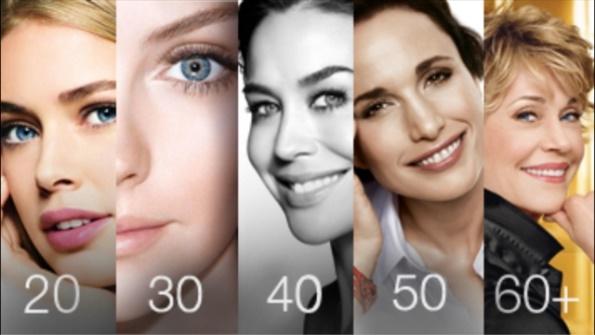 Красиви през годините