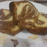 мраморен кейк