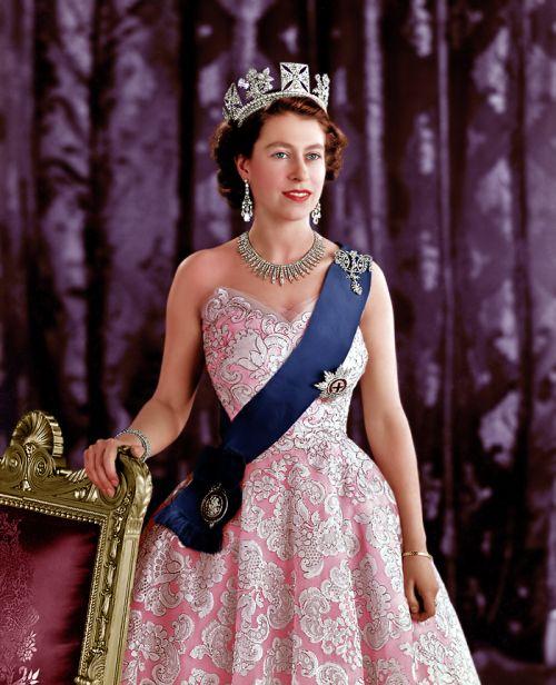 Кралицата 1950 г