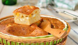 солен кекс