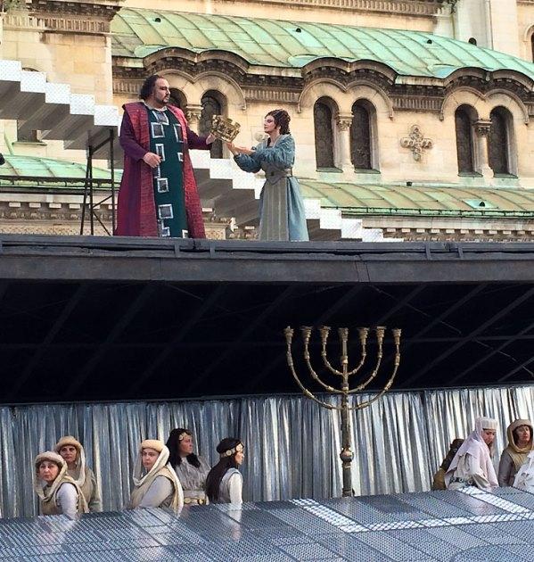 """""""Набуко"""" на открита сцена2"""