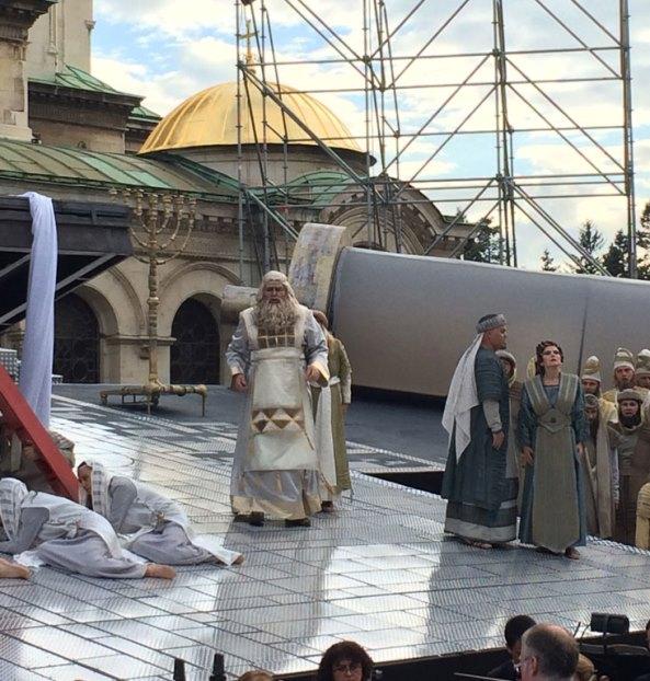 """""""Набуко"""" на открита сцена6"""