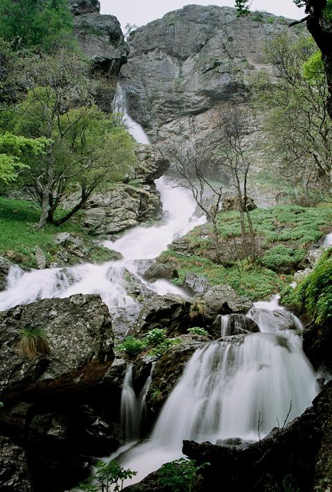 """Водопад """"Бабско пръскало"""", Централен Балкан"""