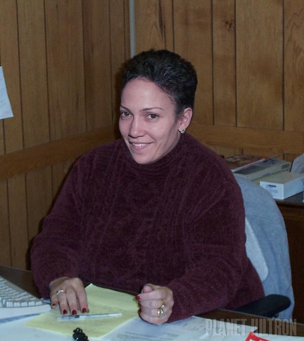 Дженифър Лопез като счетоводителка