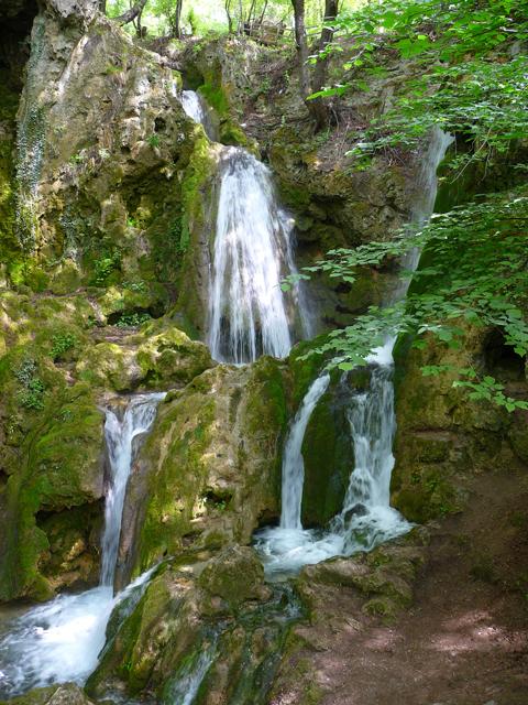 Бачковски водопад, гр. Бачково, Родопи